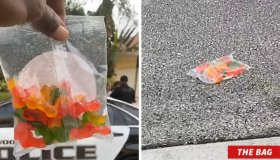 Antonio Brown Bag of D candy