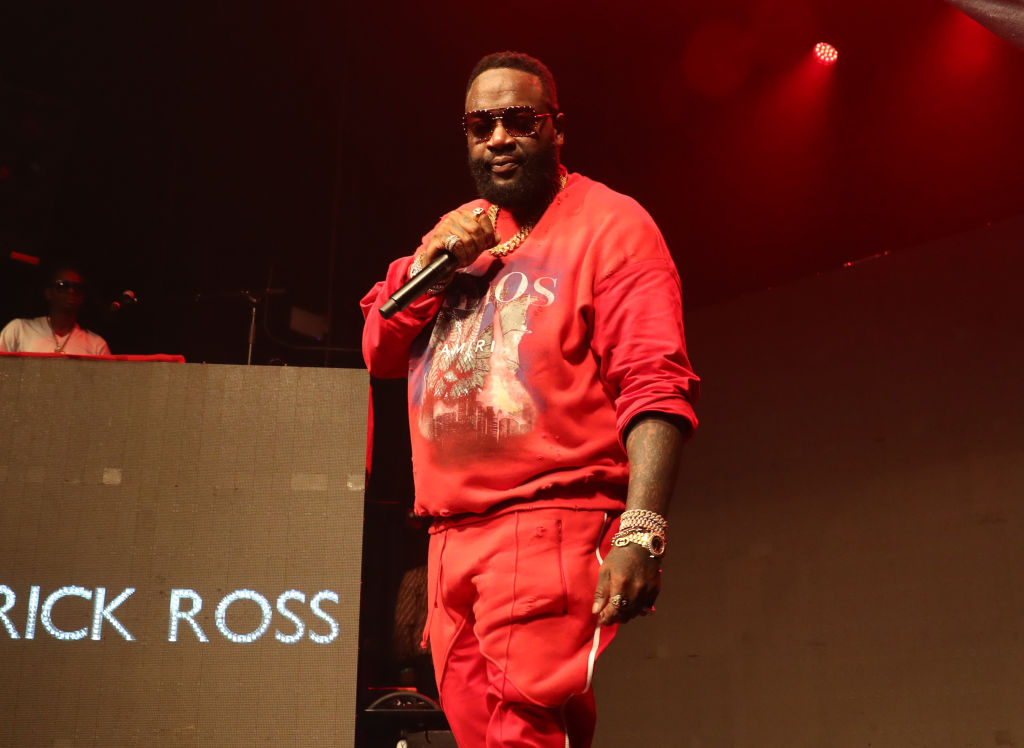 Rick Ross In Concert - New York, NY