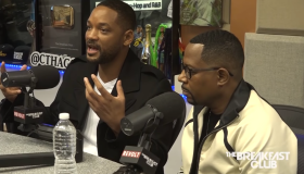 Will Smith & Martin Lawrence on The Breakfast Club