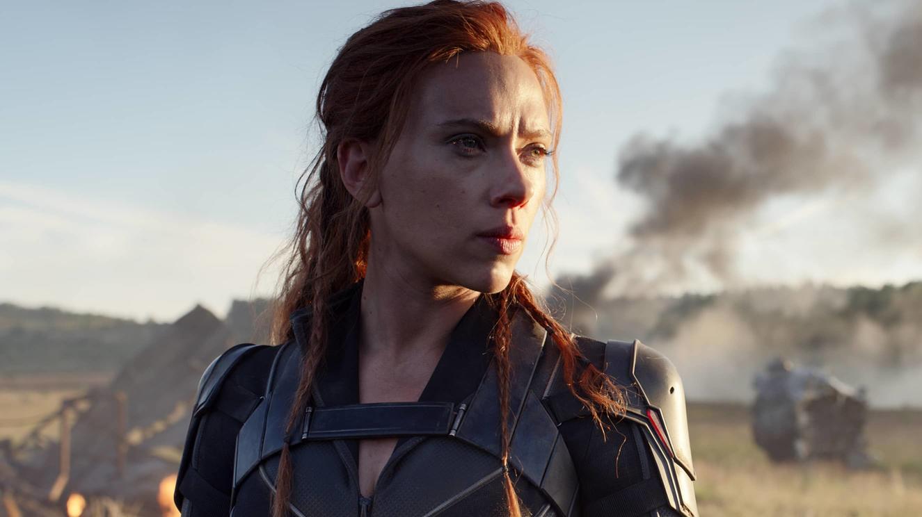 Scarlett Johansson Suing Disney Over 'Black Widow' Breach of Contract
