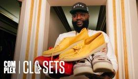 Rick Ross Complex Sneakers