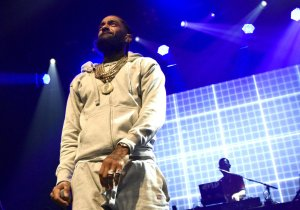 Nipsey Hussle Performs At The Warfield