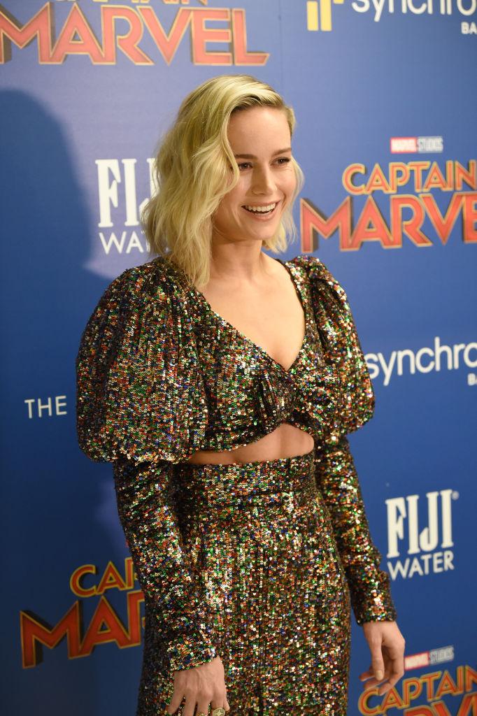 'Captain Marvel' NY Special Screening hosted by The Cinema Society