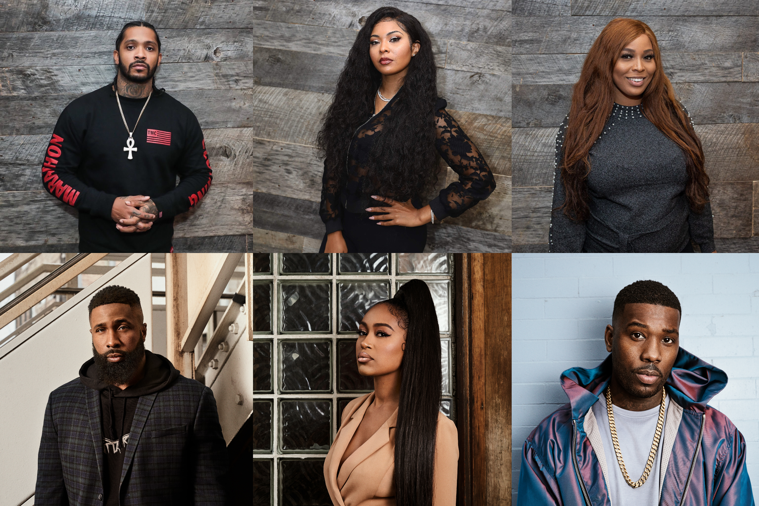 The 'Black Ink Crew: Chicago' Cast Deal With COVID-19 In Season Finale