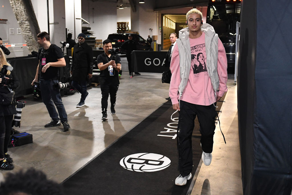 GOAT & Los Angeles Lakers Star Kyle Kuzma Renew Partnership Deal