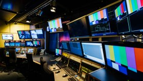 TV And Video Control Room