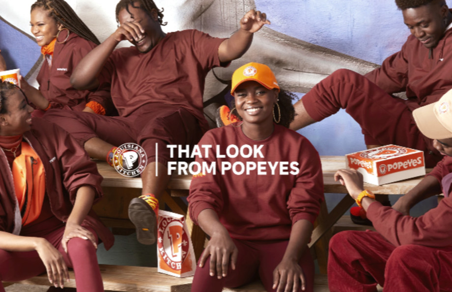 POPEYES MERCH COLLECTION