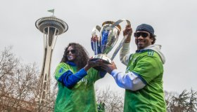 Seattle Sounders Victory Parade