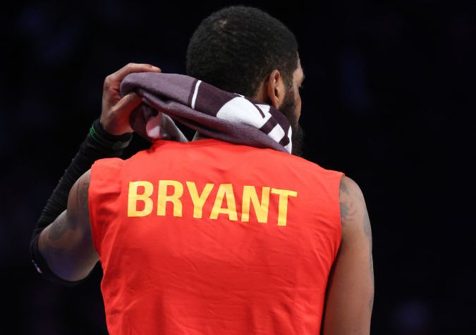 Kyrie Irving Speaks On The Tragic Passing of His Mentor Kobe Bryant