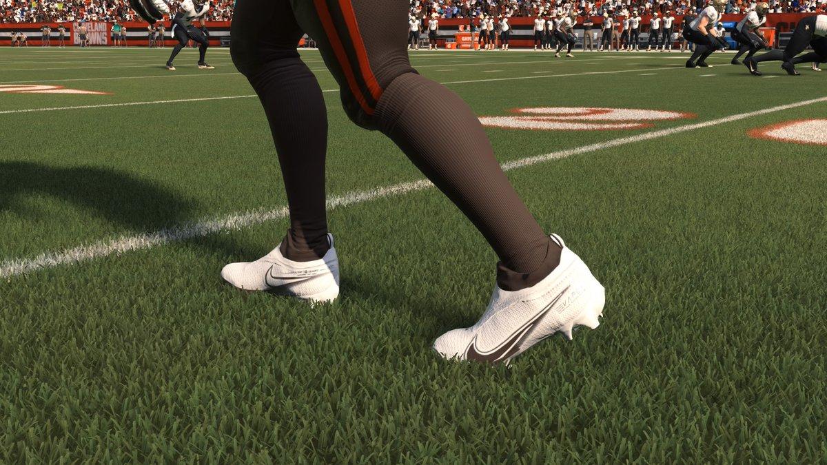 Madden NFL 20, Nike Vapor Edge Cleat