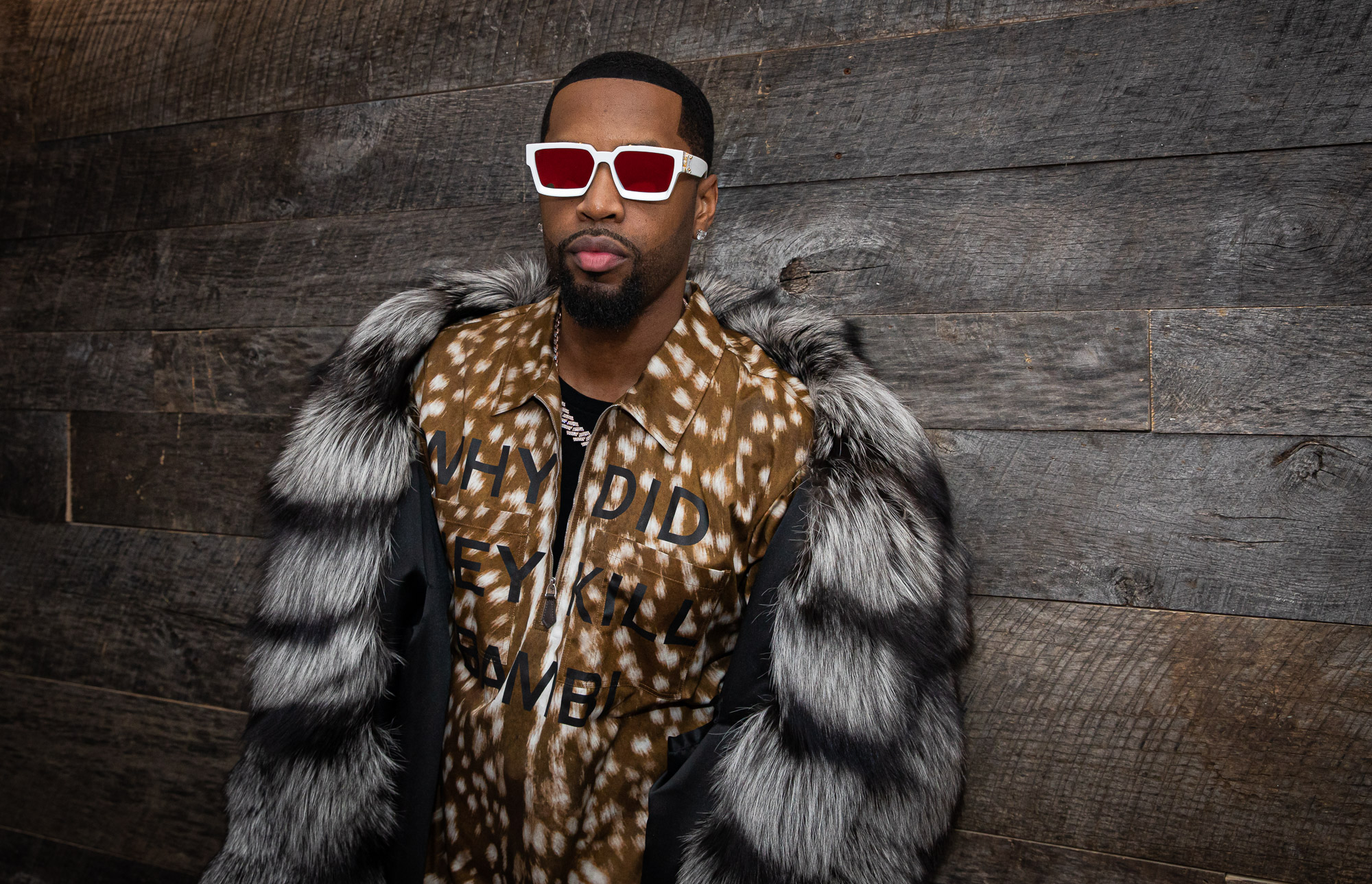 Erica Mena Says Safaree's Infidelity Caused Her To Damage His Personal Property