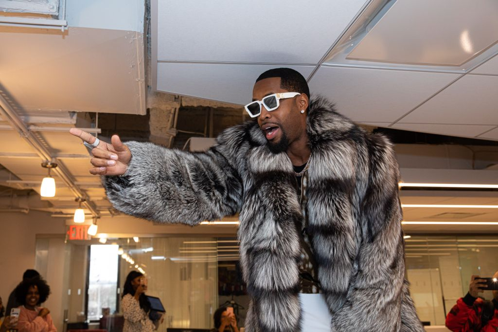 Safaree Reveals He & Erica Mena Are Getting Divorced In A Very Petty Way