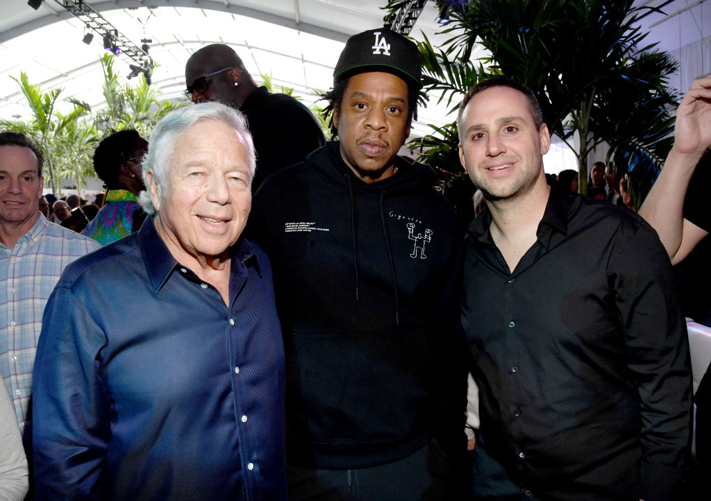 Michael Rubin's Fanatics Super Bowl Party - Inside