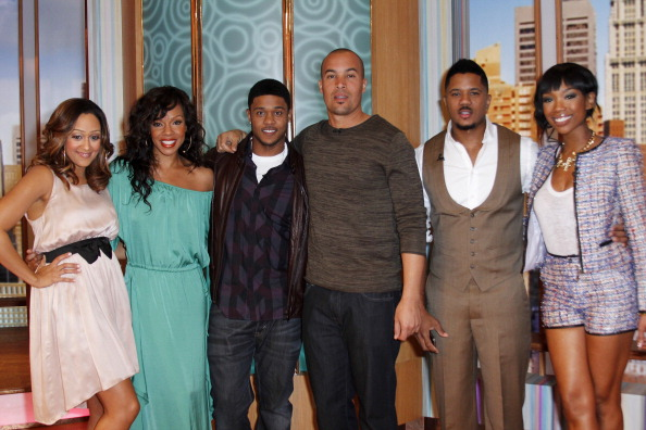"""Celebrities Attend """"The Wendy Williams Show"""" - January 9, 2012"""