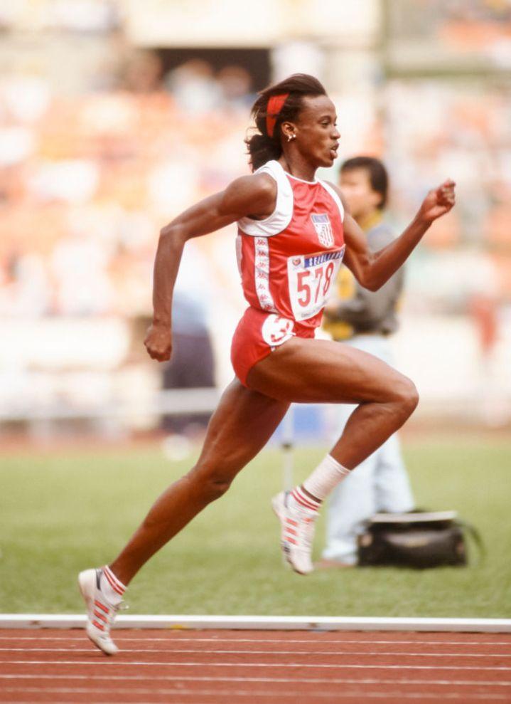 1988 Olympics - Heptathlon