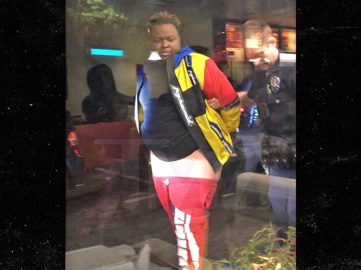 Sean Kingston arrest