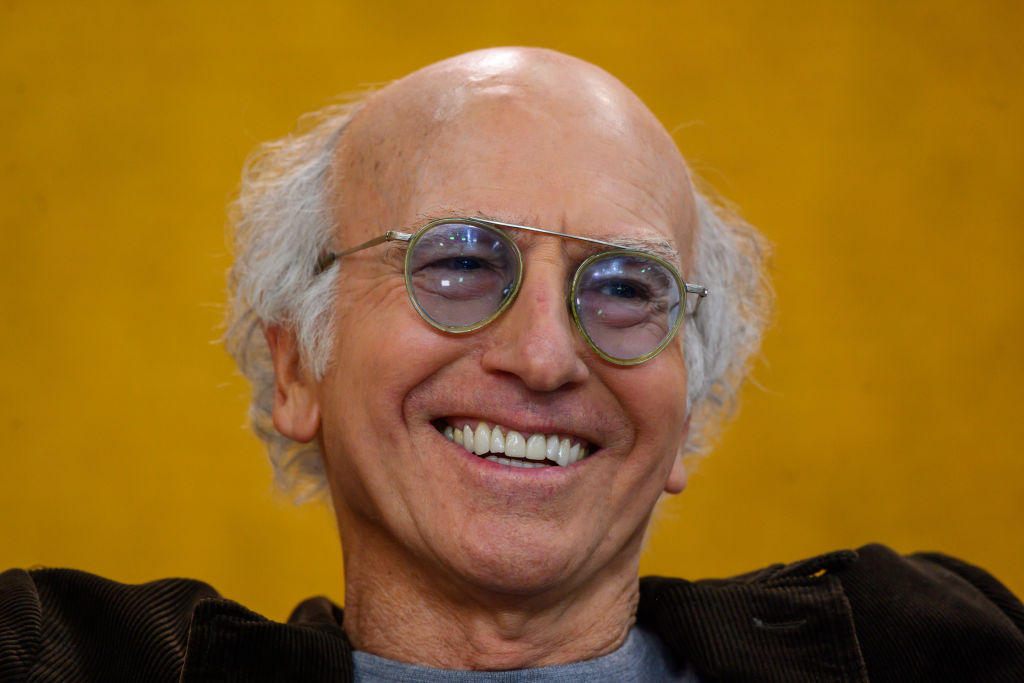 """Larry David """"Could Give A """"F***"""" If He's """"Alienating"""" Pro-Trump Curb Fans"""