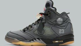 Off-White™ X Air Jordan 5