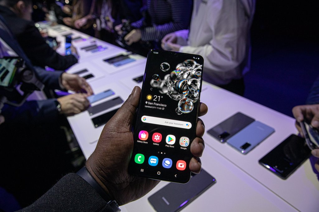 Samsung Unpacked 2020