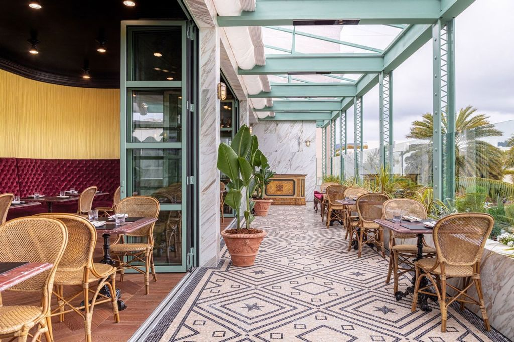 Gucci Osteria Restaurant By Massimo Bottura.