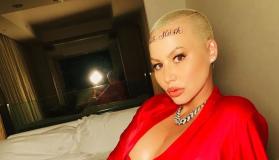 Amber Rose tattoos