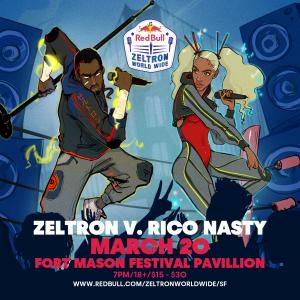 Red Bull Zeltron World Wide