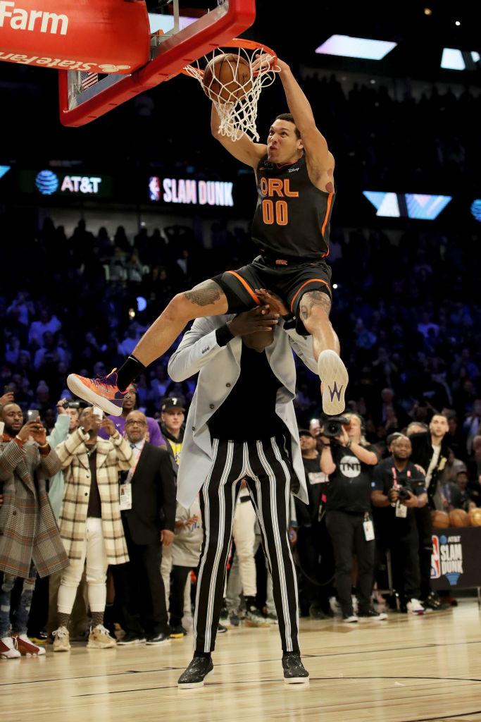 2020 NBA All-Star - AT&T Slam Dunk