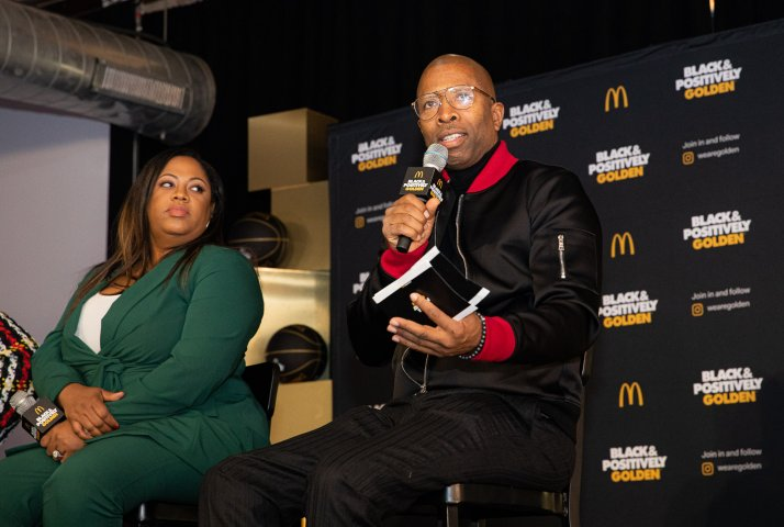 McDonald's Beyond The Court Panel