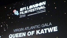 'Queen Of Katwe' - BFI London Film Festival Gala Screening