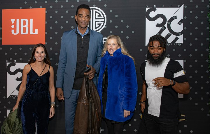 Ralph Sampson and Guests