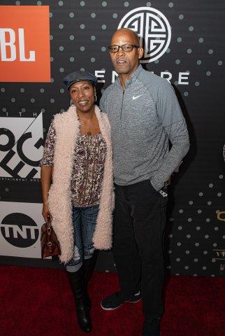 Dale and Monique Ellis