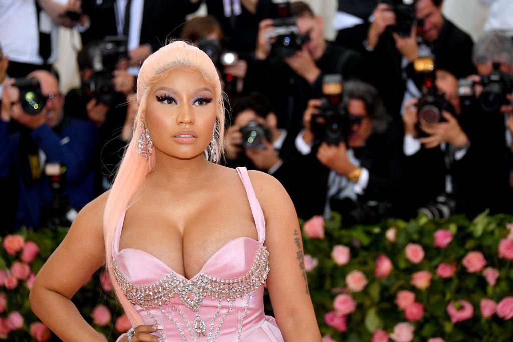 Nicki Minaj Has The Internet Going Nuts After Dropping Twerk Video On IG