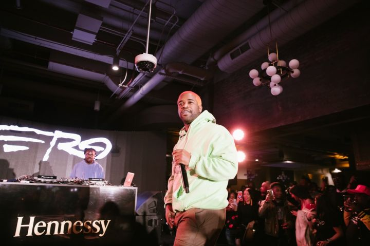Hennessy Party At NBA All-Star Weekend