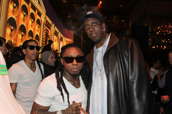 Cash Money Records Annual Pre-GRAMMY Party