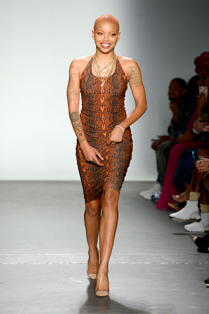 Laquan Smith - Runway - September 2019 - New York Fashion Week: The Shows