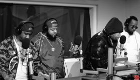 """Griselda's """"Fire in the Booth, Pt. 1"""" Freestyle"""