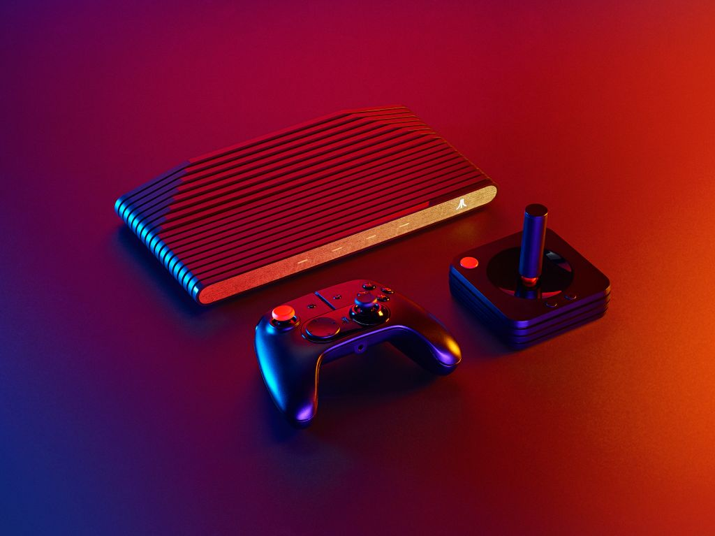 The Atari VCS Finally Has. A Release Date