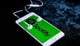 Mobile application Spotify