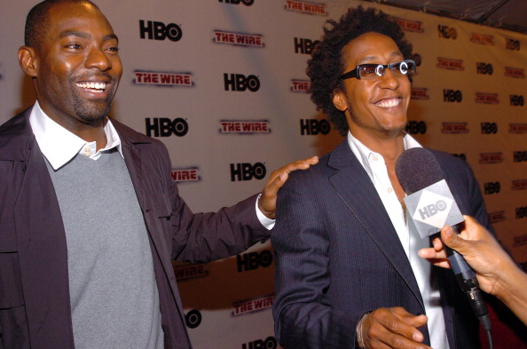 """HBO's """"The Wire"""" New York Premiere -September 7, 2006"""