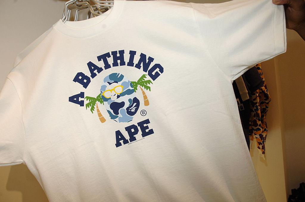 Baby Yoda, The Mandalorian Joining Baby Milo On BAPE T-Shirt Collection