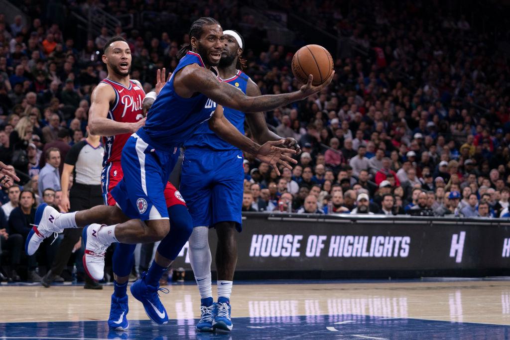 Los Angeles Clippers v Philadelphia 76ers