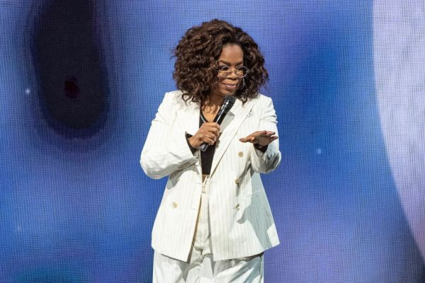 Oprah's 2020 Vision: Your Life In Focus Tour With Special Guest Jennifer Lopez
