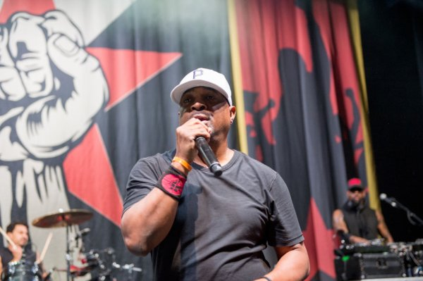 Prophets Of Rage Perform At O2 Shepherd's Bush Empire
