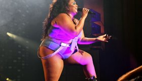 Lizzo Performs Exclusive Concert For SiriusXM And Pandora As Part Of Its Super Bowl Week Opening Drive Super Concert Series