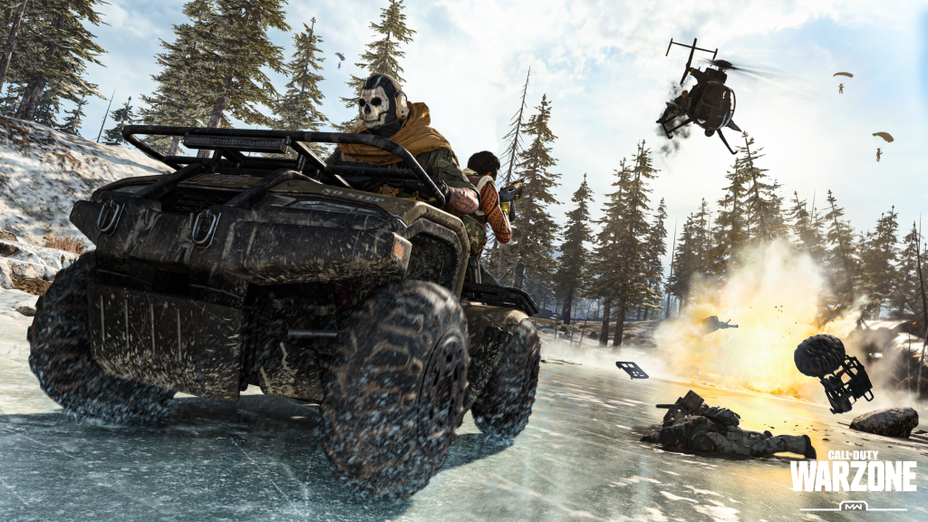 Activison Unveils Its New Free-To-Play 'Call of Duty: Warzone' Expansion