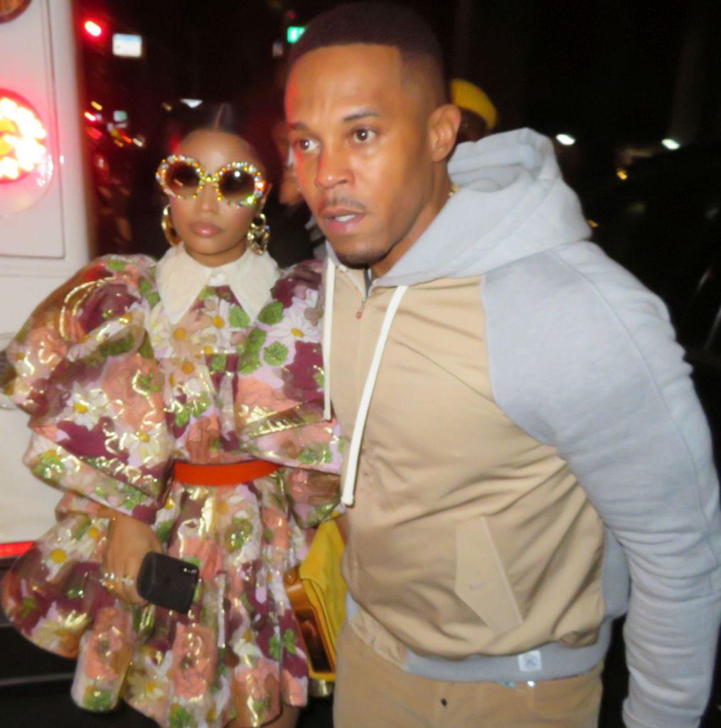 Kenneth Petty.& Nicki Minaj