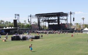 Coachella Day One Atmosphere