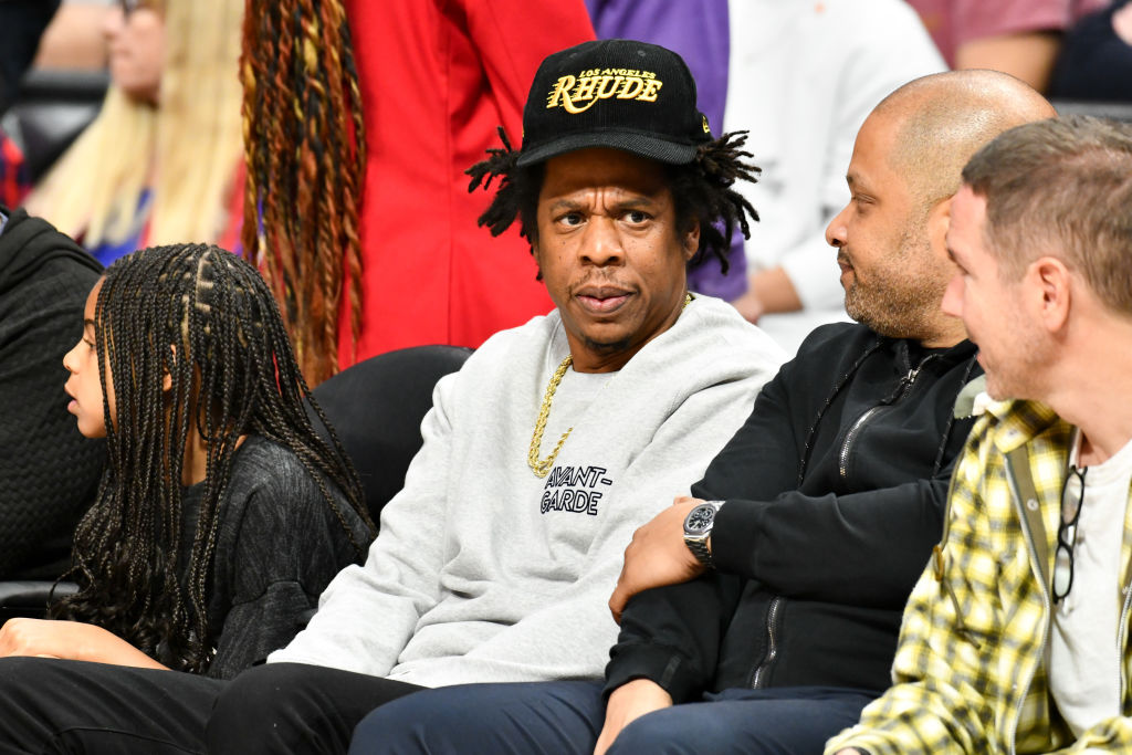 Twitter Reacts To JAY-Z Shrugging off A White Man Who Got Too Comfortable