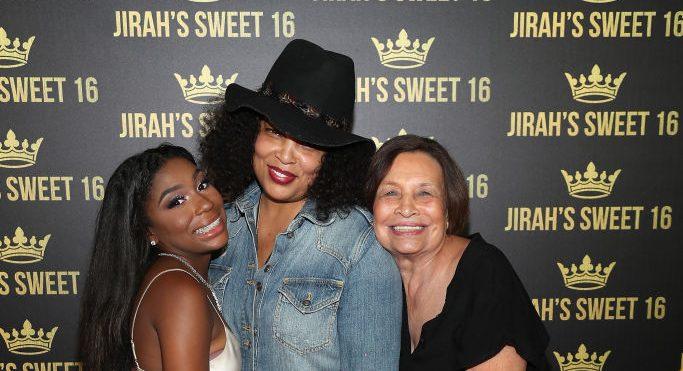 Jirah Mayweather's Sweet 16 Birthday Party
