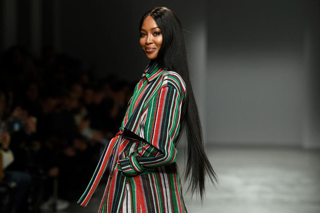 Kenneth Ize : Runway - Paris Fashion Week Womenswear Fall/Winter 2020/2021
